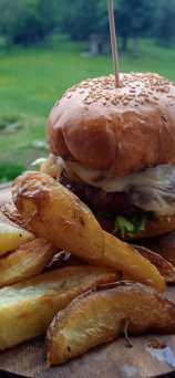 Hamburger del boscaiolo